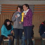 Siegerehrung Ponyrennen