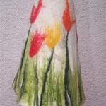 """Lampe """"Tulpen auf der Wiese"""" (hängend)"""