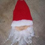 Nikolaus' Mütze ist zu groß