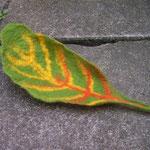 Herbstblatt klein