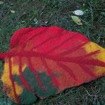 Herbstblatt groß