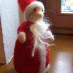 Nikolaus (trockengefilzt)
