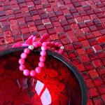 Mosaico 15mm Junior ROSSO