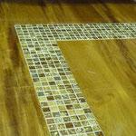 Mosaico 15mm Junior ORO