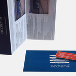 Nurizon |Kurz-Info (Flyer) - infragrau, gute Gestaltung