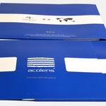 Nurizon |Produktmappe mit Informationsbroschüren, etc. - infragrau, gute Gestaltung