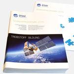 Institut Neue Wirtschaft, AGA | Broschüre - infragrau, gute Gestaltung