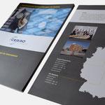 CERRO | Broschüre 2017/2018 - infragrau, gute Gestaltung
