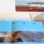Sonntagsfahrer |V1 - infragrau, gute Gestaltung, vormals für nullplus umgesetzt, Logo: Frank Hermes