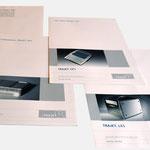 Trajet | Broschüre - infragrau, gute Gestaltung