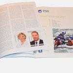 Institut Neue Wirtschaft, AGA | Broschüre 2017 - infragrau, gute Gestaltung