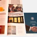WelfenAkademie | Broschüre - infragrau, gute Gestaltung