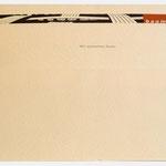 Baumann Metall (nun booyaa) |Grußkarte - infragrau, gute Gestaltung