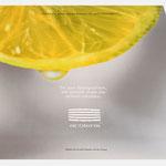 Nurizon |Sonderanzeige mit Duftkomponente - infragrau, gute Gestaltung
