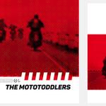 the mototoddlers |Plakat I - infragrau, gute Gestaltung