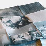 Ekkehard Homann |Vernissage-Einladung - infragrau, gute Gestaltung