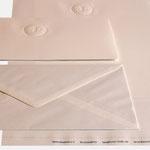 WelfenAkademie | Briefumschläge, Briefbögen - infragrau, gute Gestaltung