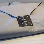 ROUGH & KOZY |Produkt-Verpackung - infragrau, gute Gestaltung