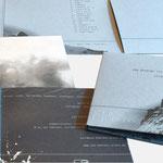 Jan Behrens |Silent Lights  V - infragrau, gute Gestaltung
