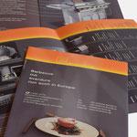 everdure | Broschüre - infragrau, gute Gestaltung