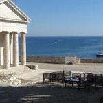 Kirche Agios Georgios und Serenity