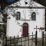 kl. Kapelle im Ort Lakka