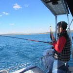 Angler ohne Glück