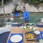 Bucht Borovica - Wir haben Zeit