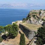 Teil der alten Festung
