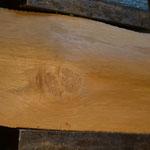 Bogenrücken Robinienkernholz