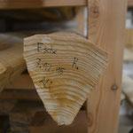 ringporiges Eschenholz
