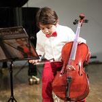 Cellounterricht ab 4 Jahre