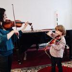 Violinunterricht