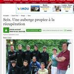 Article la Dépêche du Midi 25/05/2010