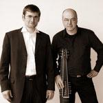 Florian Brauer - Tenor & Andreas Düker - Erzlaute/Romantische Gitarre