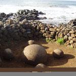 Der Nabel der Welt - Te pito te henia - was für ein mystischer Ort
