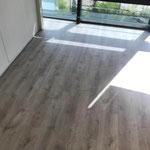 PVC vloer lichtval