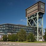 Hammerkopfturm ehem. Zeche Minister Stein, Dortmund - Eving