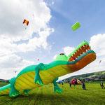 Wehntaler Drachenfest 2013