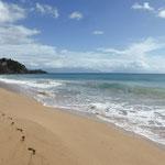 Saga  Beach in Koroni