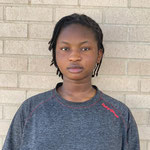 Kabirate Oyeniyi, Midland ISD | West Scholarship recipient