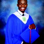 De'Braylon Garrett, Henderson ISD, East Scholarship Winner