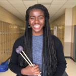 Andrea Orj, Pflugerville ISD, Central Scholarship Winner