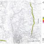 Tous les riverains de la RD2209 situés à 150 mètres de part et d'autre de la RD2209 sont concernés