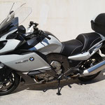 k1600gt bmw avec selle perso