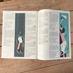 Rivista Tandem, Spicchi di vacanza, edizione 2018 (illustrazioni e impaginazione)