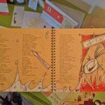 """illustrazioni e grafica """"I viaggi di Girolamo Van Gyr"""", testi di Antonello Cecchinato, ed. Giullari di Gulliver"""