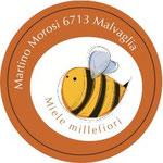 etichetta miele Morosi
