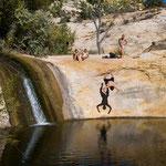 Upper Calf Creek, Utah, USA