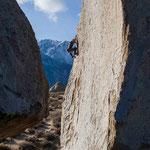 Buttermilk Boulders, Kalifornien, USA